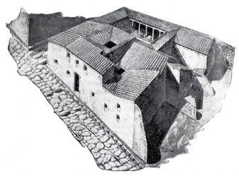 římský domus